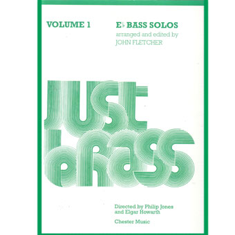 Just Brass Eb Bass Solos - Volume 1