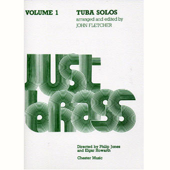 Just Brass Tuba Solos - Volume 1