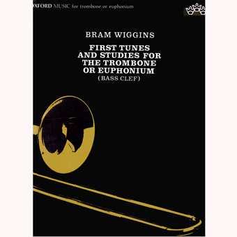 First Tunes And Studies For The Trombone Or Euphonium (Bass Clef)
