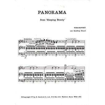 Panorama From 'Sleeping Beauty' - Tchaikovsky - Arr. Geoffrey Brand