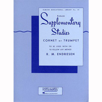 Supplementary Studies - Cornet or Trumpet - Endresen
