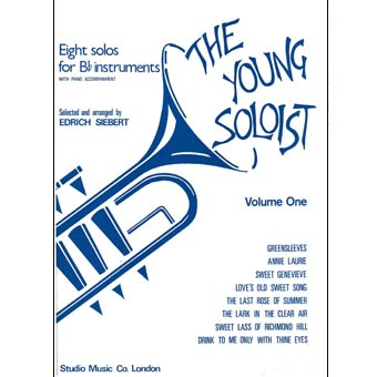 The Young Soloist Volume 1 - Bb Instruments