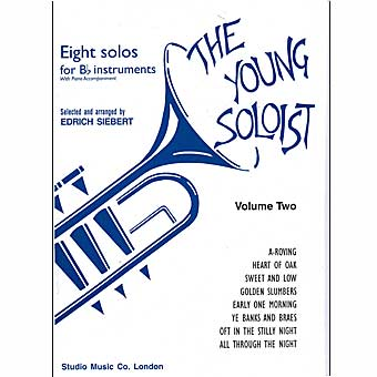 The Young Soloist Volume 2 - Bb Instruments