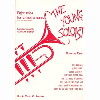 The Young Soloist Volume 1 - Eb Instruments