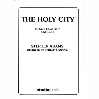 The Holy City - Stephen Adams - Eb Horn & Piano