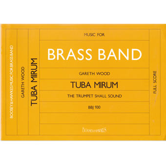 Tuba Mirum - Gareth Wood - Full Score