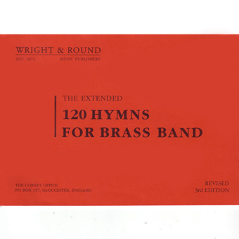 120 Hymns - 2nd Baritone