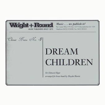 Dream Children - Elgar - Arr Haydn Harris