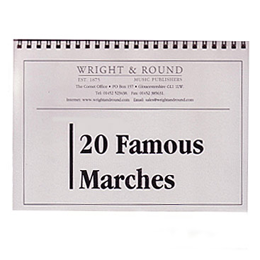 20 Famous Marches - 1st Horn