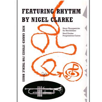 Featuring Rhythm - Nigel Clarke - Treble Clef Brass