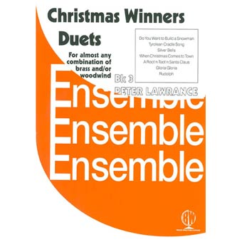 Christmas Winners Duets - Book 3