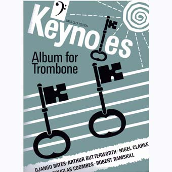 Keynotes Album For Trombone - Bass Clef