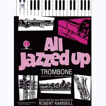All Jazzed Up - Trombone - Bass Clef
