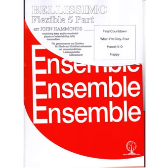 Bellissimo - Flexible 5 Part Ensemble