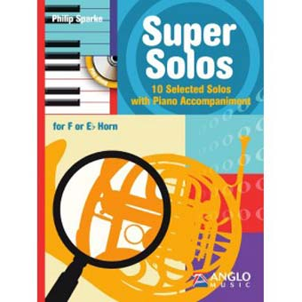 Super Solos For Eb/F Horn