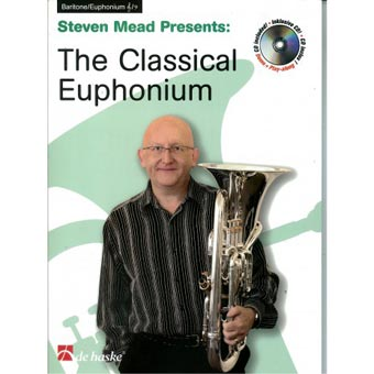 The Classical Euphonium (B.C + T.C) - Steven Mead
