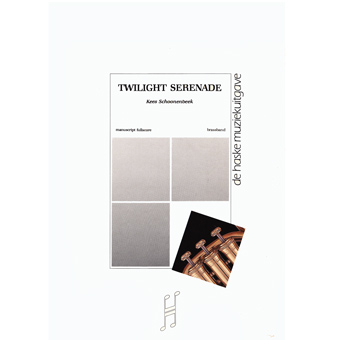 Twilight Serenade - Euphonium & Brass Band - Kees Schoonenbeek