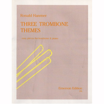 Three Trombone Themes - Hanmer