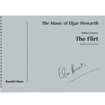 The Flirt - Rimmer - Arr Elgar Howarth