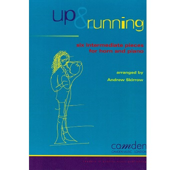 Up & Running - arranged by Andrew Skirrow - F Horn