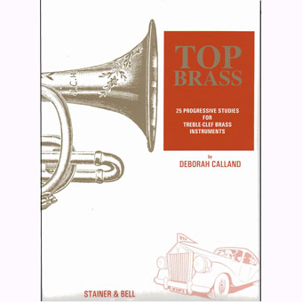 Top Brass - Deborah Calland