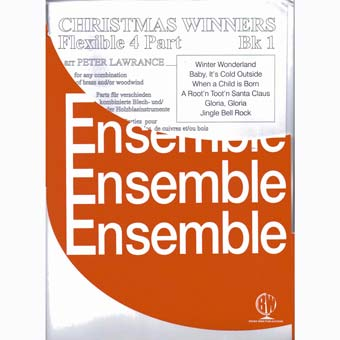 Christmas Winners - Flexible 4 Part Ensemble - Book 1
