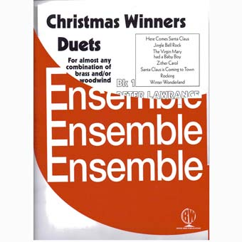 Christmas Winners Duets - Book 1