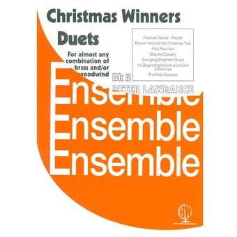 Christmas Winners Duets - Book 2