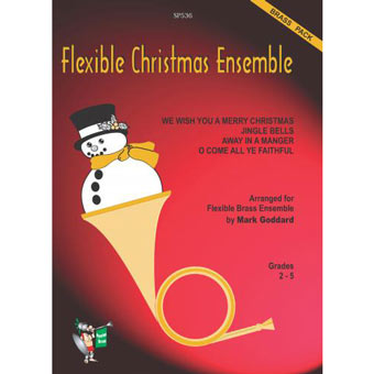 Flexible Christmas Ensemble - Brass