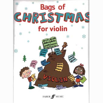 Bags Of Christmas - Violin