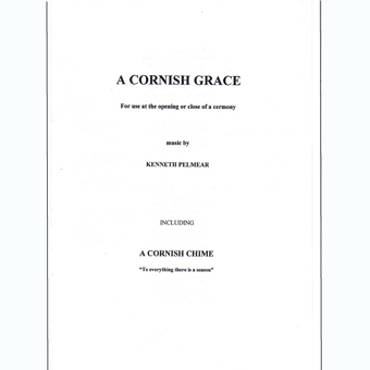 A Cornish Grace - Kenneth Pelmear