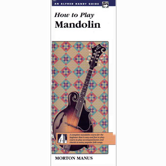 Alfred Handy Guide - How To Play Mandolin