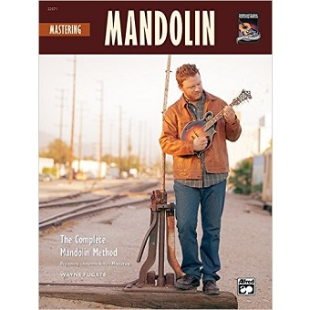 Greg Horne - Mastering Mandolin - Book and CD