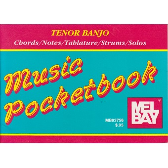 Tenor Banjo - Music Pocketbook