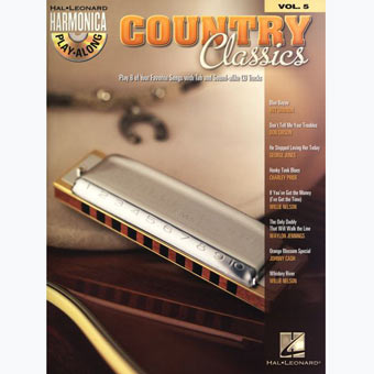 Harmonica Play-Along - Country Classics - Vol. 5