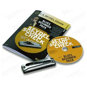 Blues Beginner Harmonica and CD Pack Vol. 1