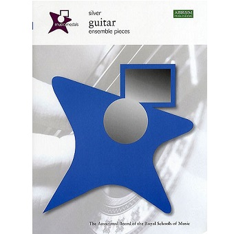 Music Medals Silver Guitar Ensemble Pieces