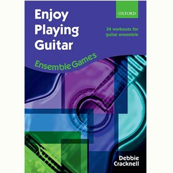 Enjoy Playing Guitar - Ensemble Games - Debbie Cracknell