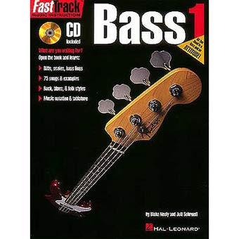 Fast Track Bass - Book One