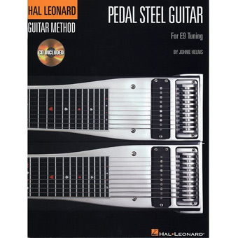 Hal Leonard Pedal Steel Guitar Method