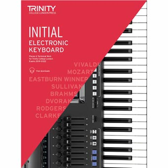 Electronic Keyboard Exam Pieces 2019-2022 - Initial