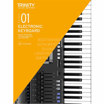 Electronic Keyboard Exam Pieces 2019-2022 - Grade 1