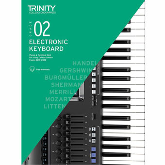 Electronic Keyboard Exam Pieces 2019-2022 - Grade 2
