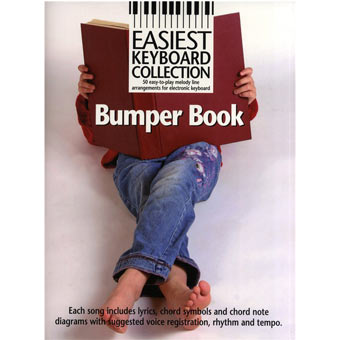 Easiest Keyboard Collection - Bumper Book