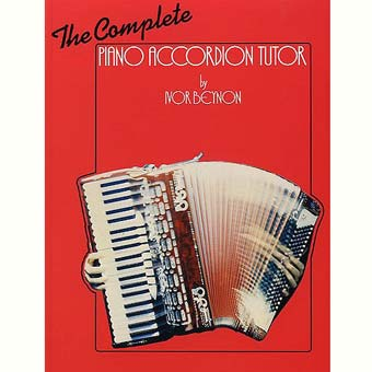 The Complete Piano Accordion Tutor