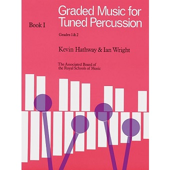Graded Music For Tuned Percussion - Book 1 - Grades 1&2