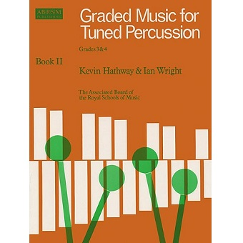Graded Music For Tuned Percussion - Book 2 - Grades 3&4