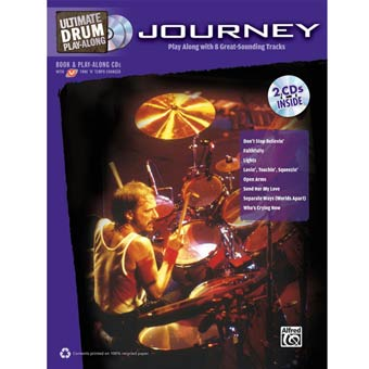 Ultimate Drum Play-along - Journey