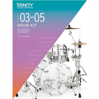 College Drum Kit - Grades 3 - 5