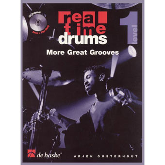 Real Time Drums - More Great Grooves